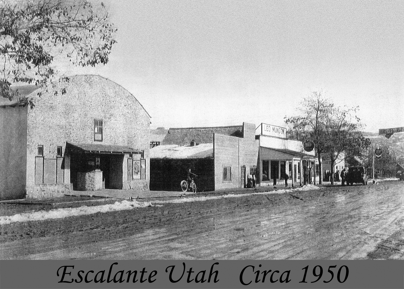 Escalante Showhouse 1930