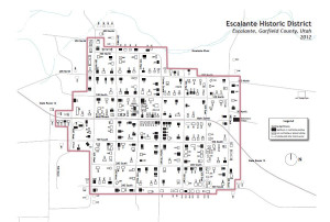 Escalante Historic District - Escalante Showhouse